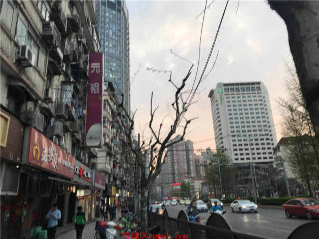 (出租) 沿街商铺 执照齐全 靠近长寿路地铁站 白领多!!!