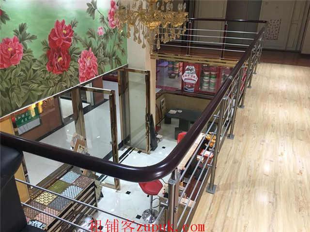 太慈桥新发装饰城180平陶瓷店转让