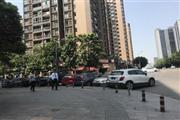 大型社区出口三通90m2餐饮店急转