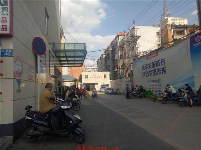 市中心繁华地段商铺转让可分租