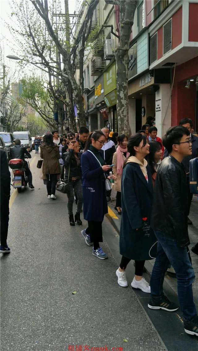 中山公园附近沿街商铺招租不可重餐饮