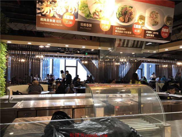 日月光大型商业综合体 美食餐饮旺铺招商 执照齐全 业态不限!
