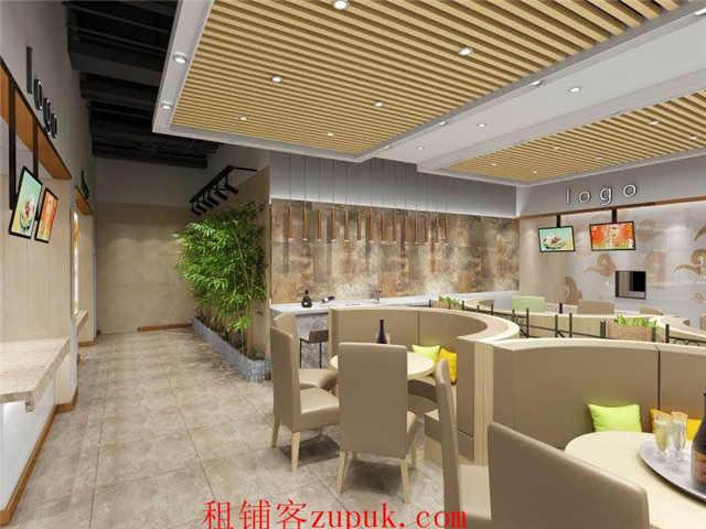 人民广场广东路沿街重餐饮旺铺 写字楼多 执照齐全!