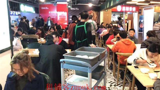 上海大学 宝山校区沿街美食商铺招租 餐饮业态不限!