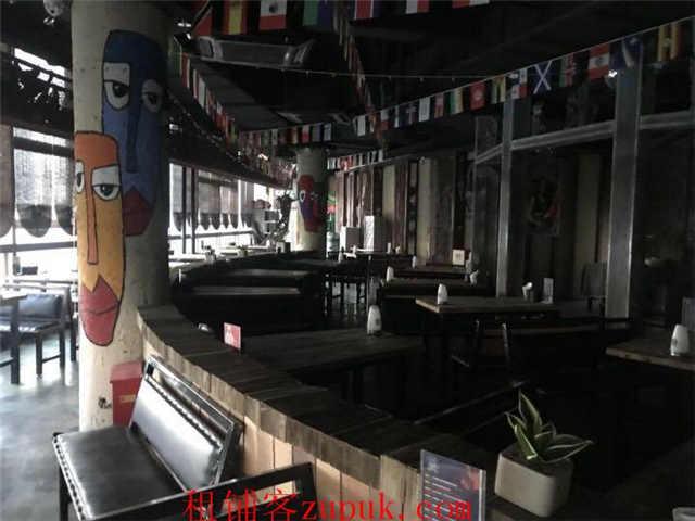 人民广场沿街旺铺出租 重餐饮执照齐全 餐饮业态不限