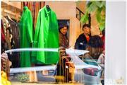 司门口胭脂路商城服装好铺,定制零售兼备客流大热闹