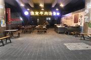 渝北龙头寺75㎡旺铺急转