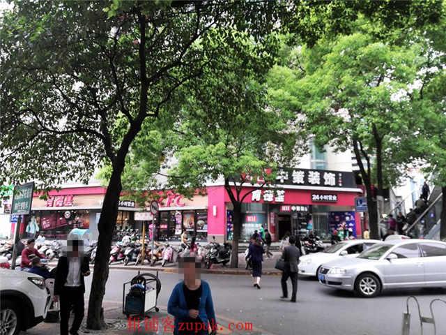 中山西路1250平大型商场整体出租