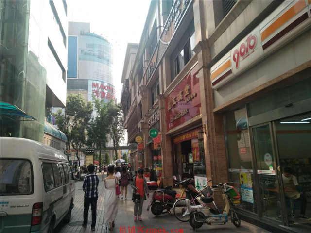 锦江 春熙路 商业街 餐饮旺铺 转让(可空转)
