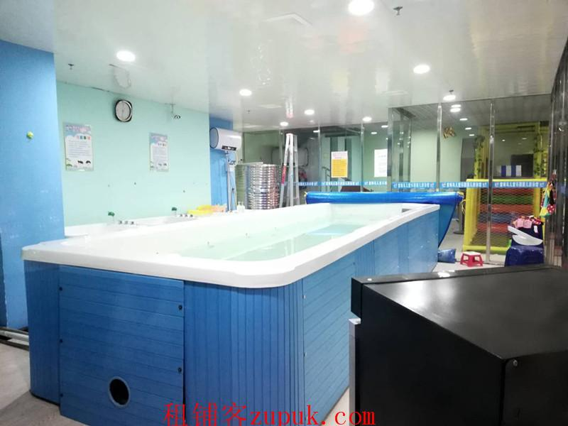 大山洞儿童乐园带婴儿游泳馆低价转让