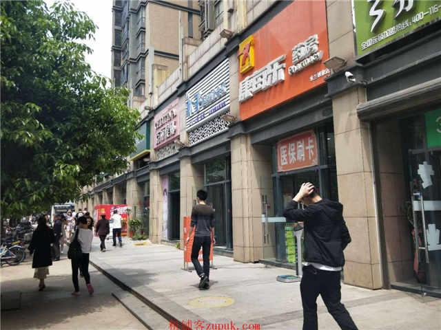光谷步行街临街门面出租