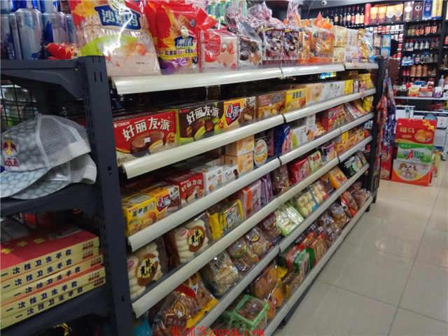 日营业额八千知名超市便利店转让