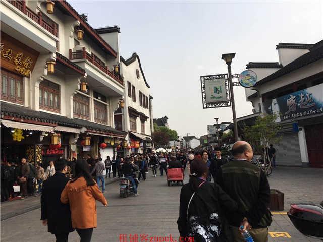 海口路最繁华地段沿街旺铺招租,不可重餐饮