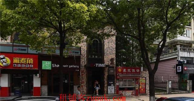 宝山大学村餐饮商铺适合各类主食小吃等业态