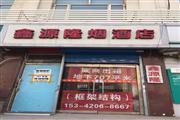 河西区广东路临街旺铺出租,707㎡,半地下,无转让费