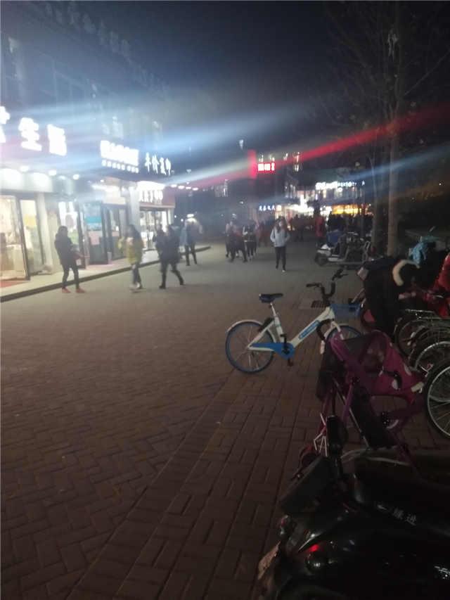 郑州大学高新区校内商铺