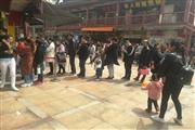 松江庙前街景区旺铺招租(中学对面)