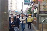 长宁 江苏路近地铁 可做奶茶 甜点小吃 无转让费
