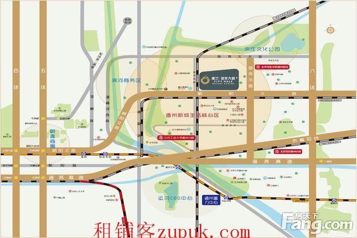 业主招租:富力惠兰美居-星光大道全业态商业街商铺出租