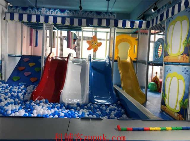 可空转!中海国际280㎡盈利母婴店+游乐场优价转让