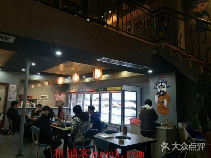 雨花亭沃尔玛旁150㎡火锅店转让(停车方便)