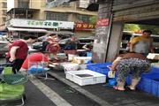 日营业额5000+成熟小区临街70㎡生鲜店转让