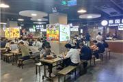 街店1楼 展示面宽,重餐饮 诚招 龙虾火锅 国权路