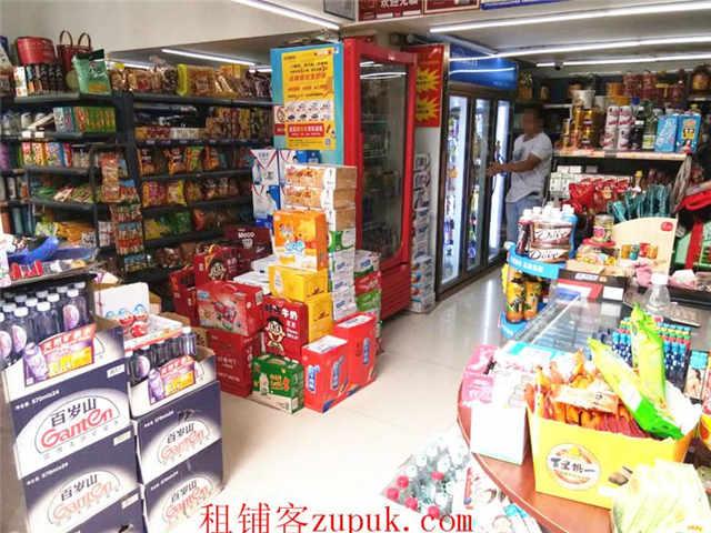 建港桥机路百货超市临街门面35万带货急转
