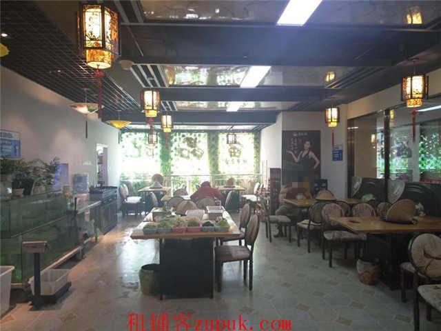 花果园M区4栋盈利餐馆转租