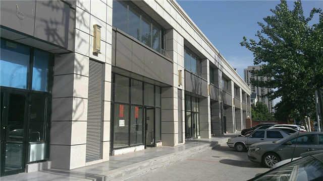 西青大学城临街商铺出租
