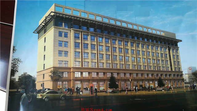 新建商务楼整体、部分出租