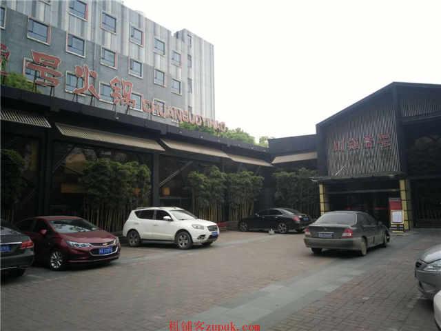 出租东湖区樟树林1200平沿街店铺