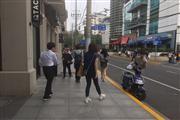 常德路沿街十字路口门面 早餐馒头预包装无油烟适合
