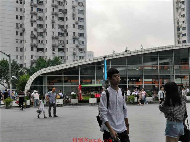 (出租) 长宁区天山路繁华地段1300平旺铺招租