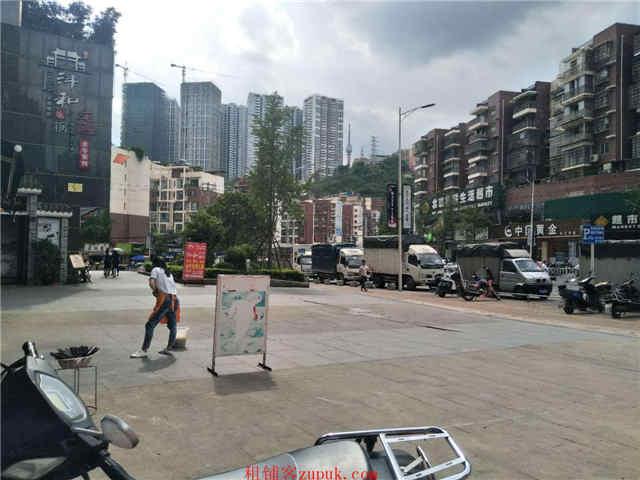 王家桥公交车终点站旁150平旺铺房东出租