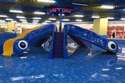 昆明市呈贡新区昆百大新都会儿童恒温室内水上乐园生意转让