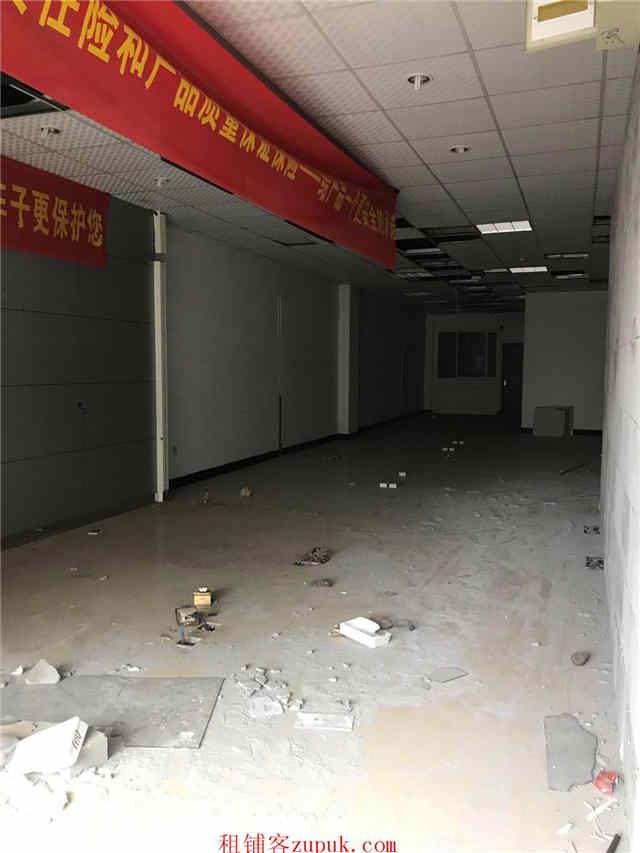 西湖区教工路80方临街旺铺出租(非中介无转让费)
