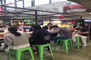 张江园区封闭食堂 涵盖办公1.7万人 客流稳定