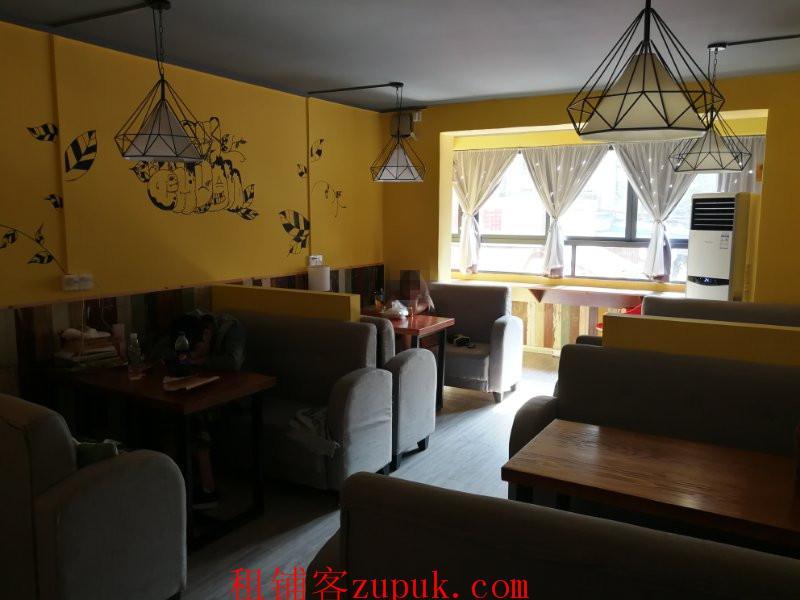 老朝阳村120平咖啡馆转让