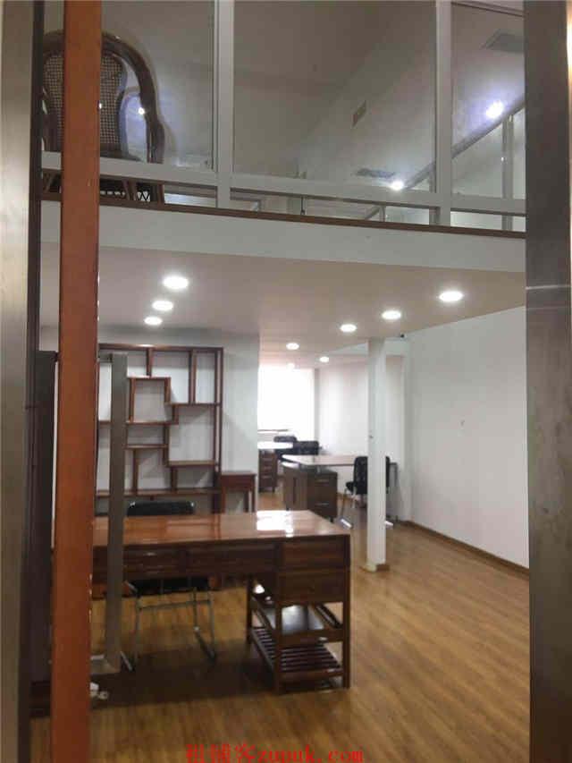 苏州园区双湖广场5楼精装复式办公室出租