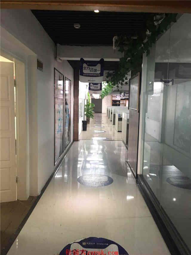 机场路2200平米可1楼商铺、3楼办公大楼出租、可分租