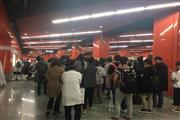 新客站嘉里不夜城一楼重餐门面 行业不限 客流几十万