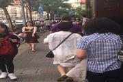昌里东路沿街门面 小型饭店执照 小区菜场客流大稳定