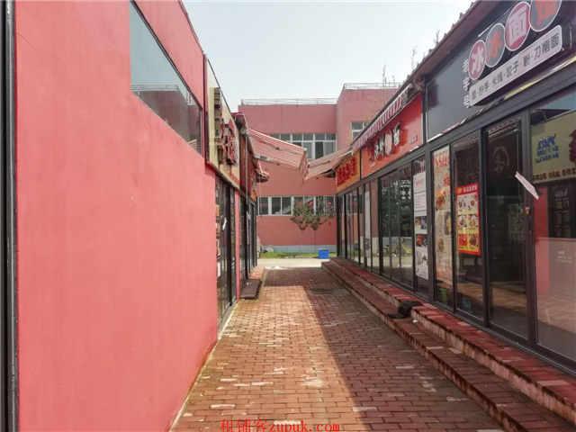 个人)2万多师生电子科技大学内美食广场小吃店急转