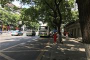 市中心公交站附近38㎡烟酒水果店转让
