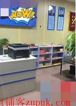 侯家塘教育集中地200㎡培训机构转让