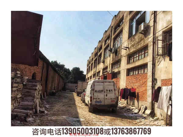 【急出租】南方建材市场后面仓库每平方16元