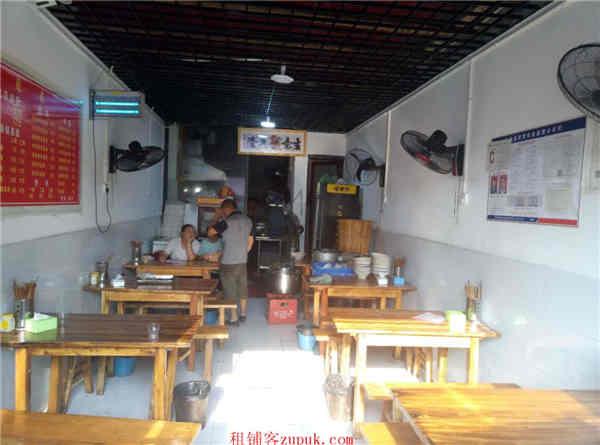 (独家经营)九龙坡周边水电气三通餐饮门面转让