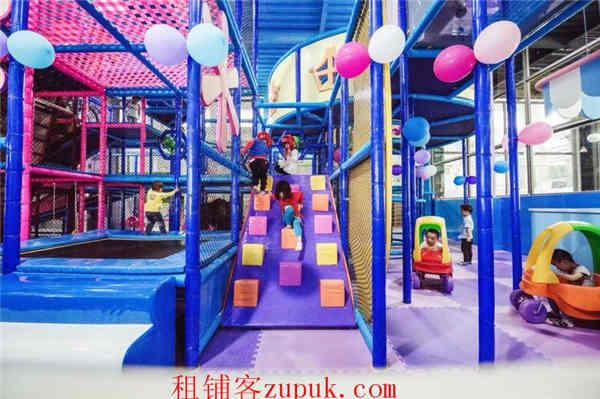 儿童乐园设备转让