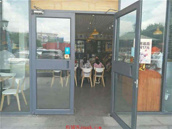 浦东沿街一楼十字路口餐饮旺铺 办公配套 水电煤齐全